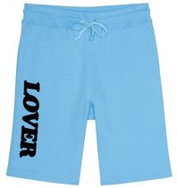 Bianca Chandon / LOVER SWEATSHORTS / BABY BLUE