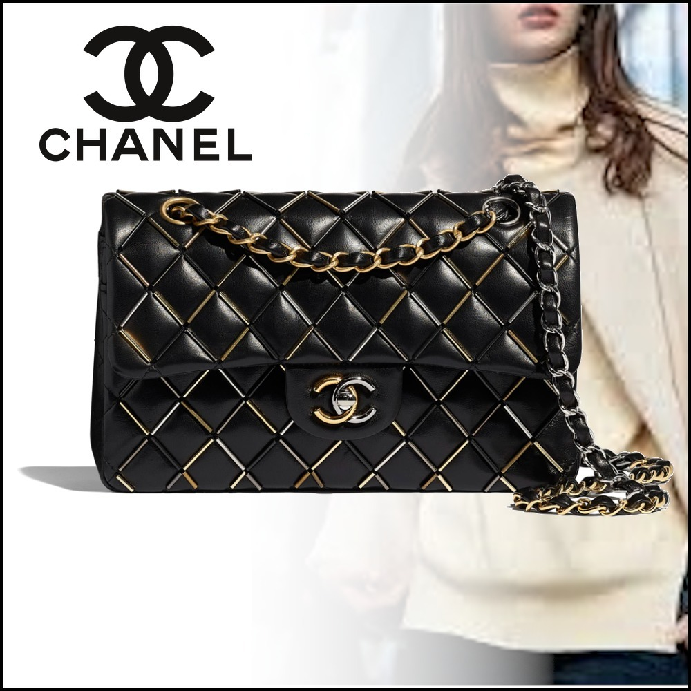 Chanel 2020 Ss Handbags A01113