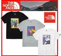 ★THE NORTH FACE★K'S GREEN BUDDY GRAPHIC S/S R/TEE★3色★