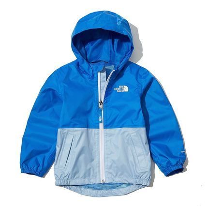 THE NORTH FACE キッズアウター ★人気★THE NORTH FACE★TODDLER ZIPLINE RAIN JACKET★3色★(8)