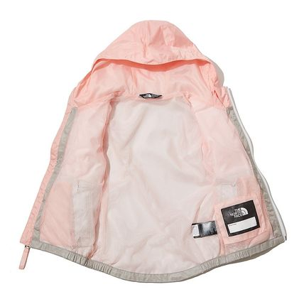 THE NORTH FACE キッズアウター ★人気★THE NORTH FACE★TODDLER ZIPLINE RAIN JACKET★3色★(9)
