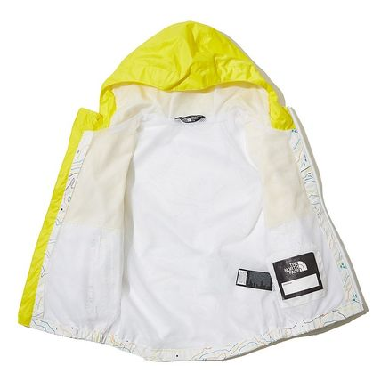 THE NORTH FACE キッズアウター ★人気★THE NORTH FACE★TODDLER ZIPLINE RAIN JACKET★3色★(12)