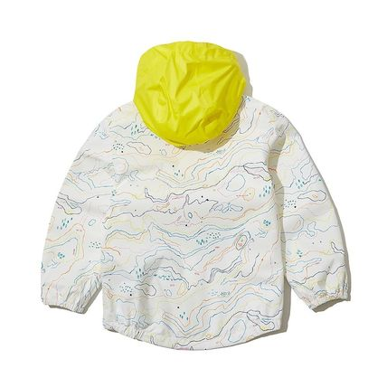 THE NORTH FACE キッズアウター ★人気★THE NORTH FACE★TODDLER ZIPLINE RAIN JACKET★3色★(13)
