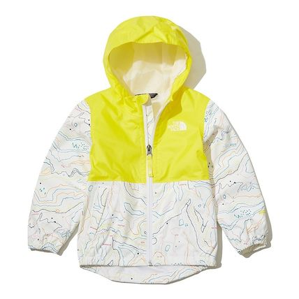 THE NORTH FACE キッズアウター ★人気★THE NORTH FACE★TODDLER ZIPLINE RAIN JACKET★3色★(14)