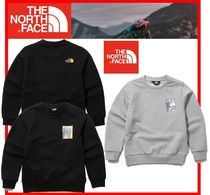 ★人気★THE NORTH FACE★K'S GO-GREEN SWEATSHIRTS★2色★