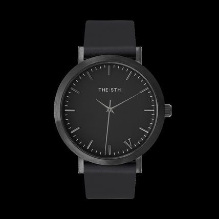 The Fifth Watches アナログ腕時計 国内発送・送料込み☆The Fifth Watches☆MELBOURNE All Black(2)