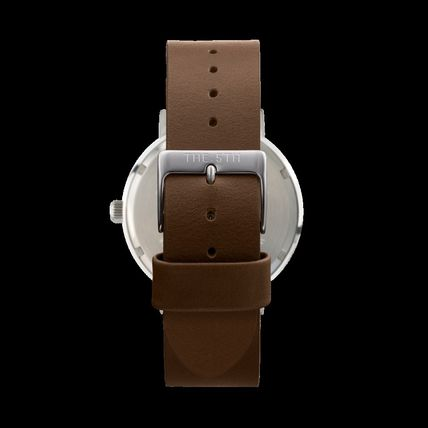 The Fifth Watches アナログ腕時計 国内発送・送料込み☆The Fifth Watches☆MELBOURNE White & Tan(4)