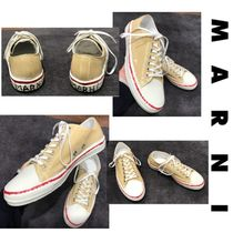 MARNI直営店◆Sneakers con stampa◆メンズプリントスニーカー◆