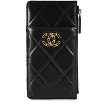 ★ALL IN ONE大容量★2020 ACT.2 CHANEL★PHONE&CARD CASE