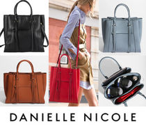 Danielle Nicole★Everly Tote 人気 通勤トートバッグ2way A4可
