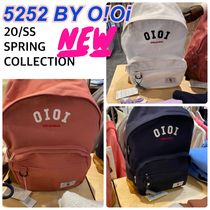 2020SS【5252 by OiOi】HERITAGE OXFORD BACKPACK 全3色 追跡付