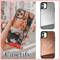 Casetify The M JewelersコラボAngel Luv 鏡面 iPhoneケース 2色