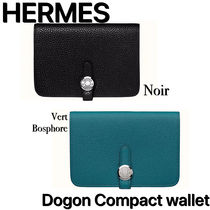 HERMES(エルメス)☆ドゴン コンパクト Dogon Compact wallet
