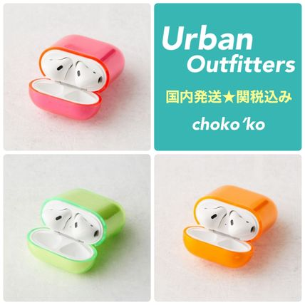 Urban Outfitters インテリア雑貨・DIYその他 関送込【Urban Outfitters】ネオン ハードシェル AirPodsケース