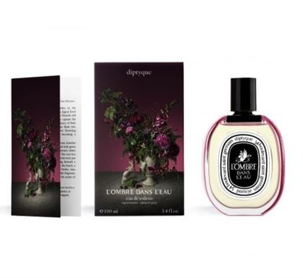 DIPTYQUE 香水・フレグランス DIPTYQUE_OMBRE DANS L'EAU 限定 EDT100ml パリ発/追跡付き(2)