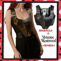 20SS/関送込★国内発送 Vivienne Westwood コルセット 絵画柄