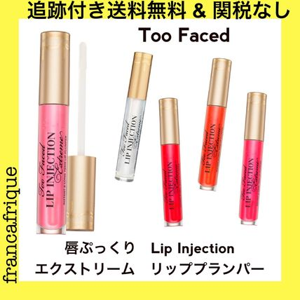 Too Faced リップグロス・口紅 2020新色☆Too Faced☆Lip Injection☆リッププランパーグロス
