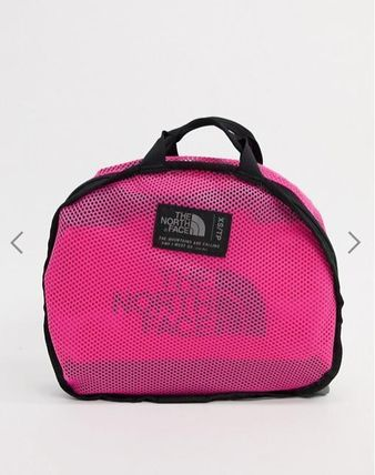 THE NORTH FACE ボストンバッグ The North Face Base Camp extra small duffel bag 31L in pink(2)