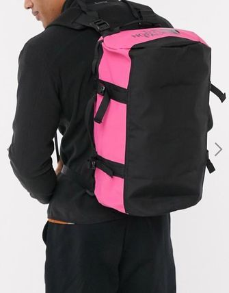 THE NORTH FACE ボストンバッグ The North Face Base Camp extra small duffel bag 31L in pink(3)