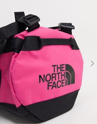 THE NORTH FACE ボストンバッグ The North Face Base Camp extra small duffel bag 31L in pink(4)