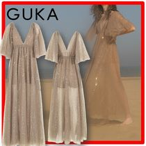 ☆日本未入荷☆GUKA☆Moulin Rouge Spangle Dress☆ワンピース☆
