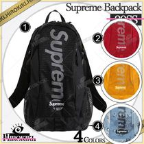 20SS /Supreme Backpack バックパック DayPack デイパック ロゴ