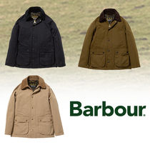 Barbour BEDALE SL PEACHED ジャケット