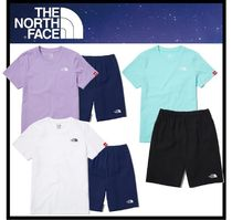 ★送料・関税込☆THE NORTH FACE★K'S WOVEN SHORTS LOUNGE SET