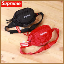 大人気のSupreme★FW2018 Waist Bag