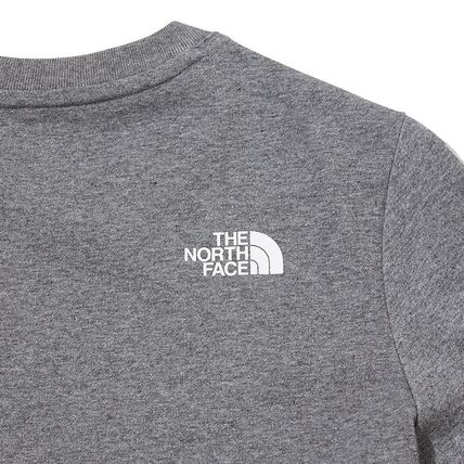 THE NORTH FACE キッズ用トップス 関税込 THE NORTH FACE★K'S MULTI COLOR BIG LOGO EX S/S R/TEE(5)