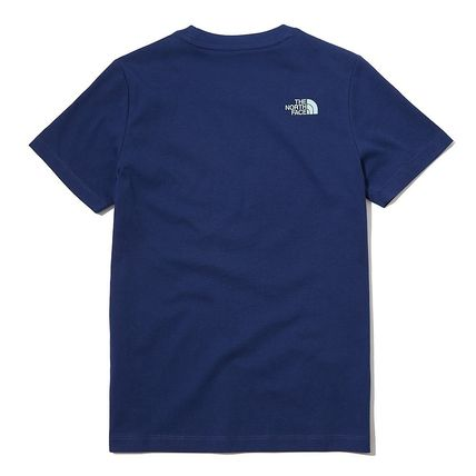 THE NORTH FACE キッズ用トップス 関税込 THE NORTH FACE★K'S MULTI COLOR BIG LOGO EX S/S R/TEE(11)