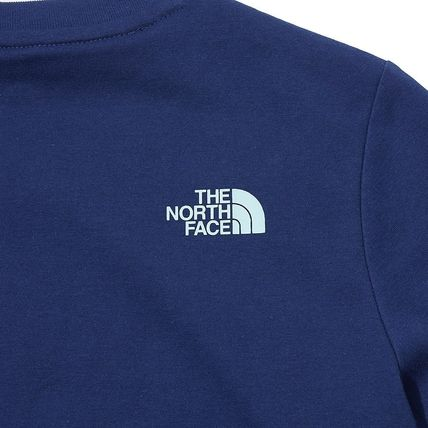 THE NORTH FACE キッズ用トップス 関税込 THE NORTH FACE★K'S MULTI COLOR BIG LOGO EX S/S R/TEE(13)