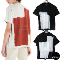 A-COLD-WALL(アコールドウォール) Tシャツ・カットソー 関税込A-COLD-WALL* BLOCK PAINTED Tシャツ ロゴ コットン 半袖
