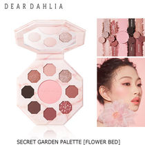 アイ&チーク♪DEAR DAHLIA■SECRET GARDEN PALETTE [FLOWER BED]