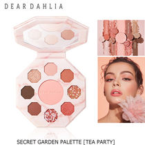 アイ&チーク♪DEAR DAHLIA■SECRET GARDEN PALETTE [TEA PARTY]