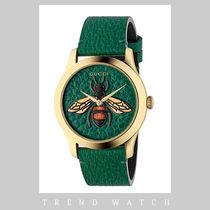 GUCCI グッチ 腕時計 Embroidered Honeybee YA1264065A