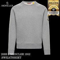 累積売上総額第1位!MONCLER GENIUS★1952★SWEATSHIRT_L GREY