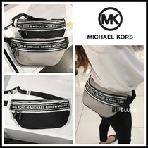 【Michael Kors】 KENLY ナイロン・ウエストバッグ