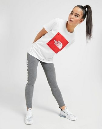 THE NORTH FACE セットアップ THE NORTH FACE  BOXロゴTシャツ&レギンス 上下セット(2)