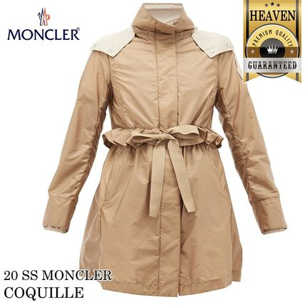 MONCLER アウターその他 累積売上総額第1位!【MONCLER 20春夏】COQUILLE_BEIGE