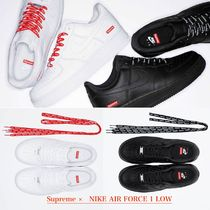 SS20 SUPREME × NIKE AIR FORCE 1 LOW - エア フォース1 ロー