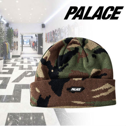 Palace Skateboards ニットキャップ・ビーニー ◆完売必須◆Palace Skateboards◆P-Surgent Beanie
