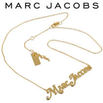 MARC JACOBS ネックレス Mj ペンダント M0015528-710_GOLD