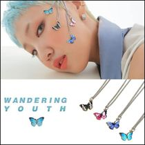 wandering youth★男女兼用★蝶 ネックレス Butterfly necklace