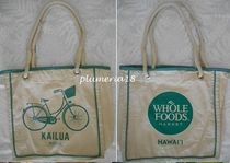 WHOLE FOODS MARKET~限定トートバッグ