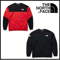 THE NORTH FACE☆ CROSS COLORS SWEATSHIRTS_NM5ML71