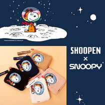 ◆SHOOPEN x SNOOPY◆ 宇宙人スヌーピーポーチ 大容量 TPAC20S50