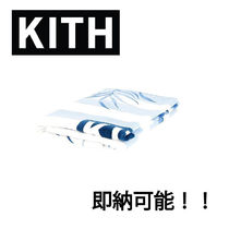 KITH NYC(キスニューヨークシティ) タオル 即納 国内発送 KITH NYC floral stripe TOWEL 2019S/S タオル