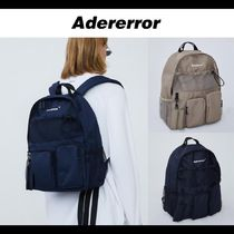 ADERERROR★20SS UNISEX Cartridge backpack