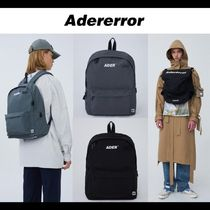 ADERERROR★20SS UNISEX Upside down backpack